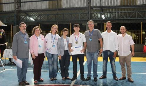 Prêmio Destaque Acadêmico 1º lugar - Foto Paolla Itagiba