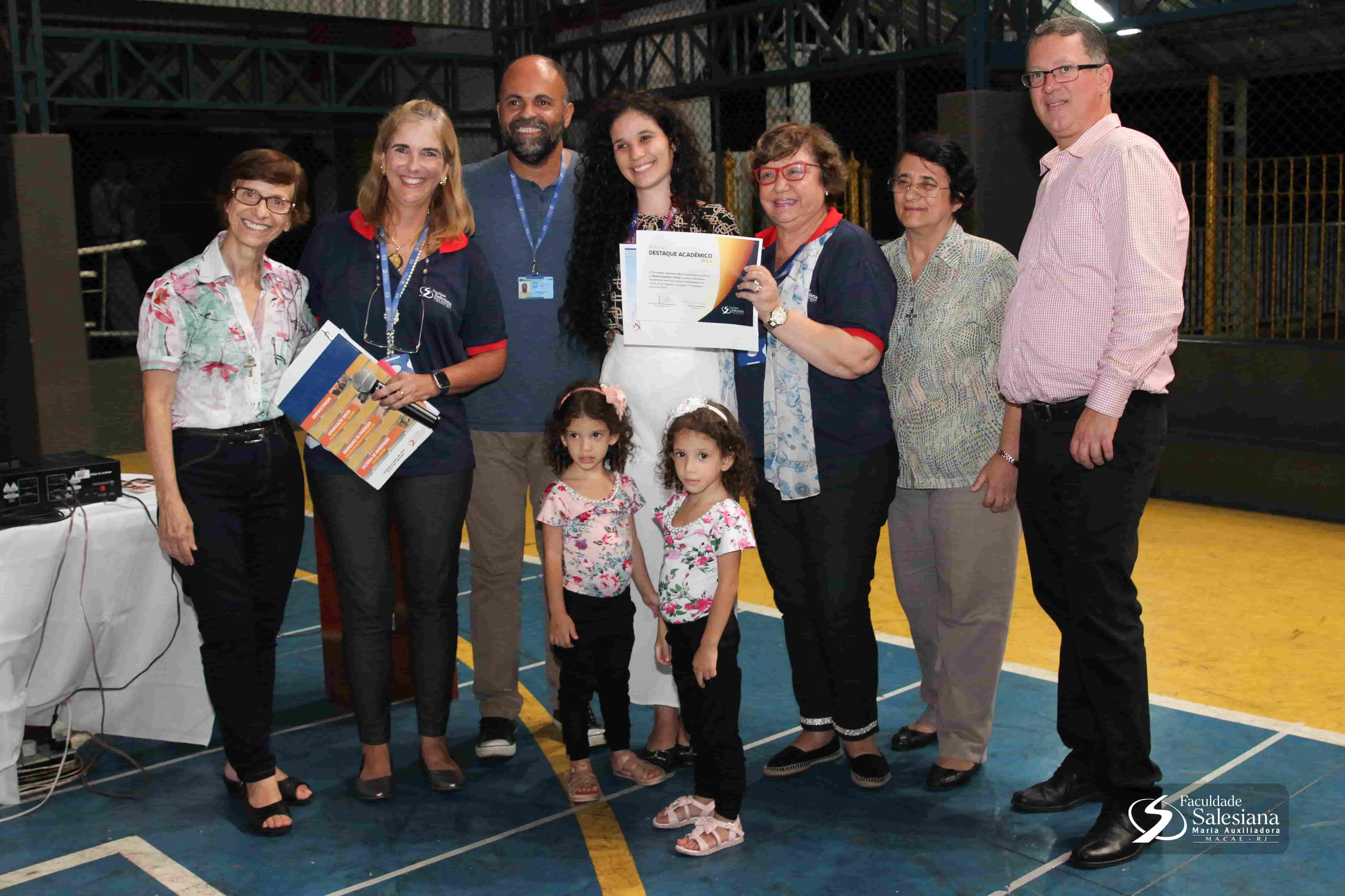 FSMA realiza entrega do Prêmio Destaque Acadêmico