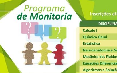 FSMA lança edital para Monitoria