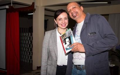 Jornalista Gerson Dudus lança livro na Salesiana
