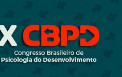 FSMA no Congresso Brasileiro de Psicologia do Desenvolvimento