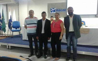 Coordenador da FSMA toma posse no Conselho Municipal de Saúde de Macaé