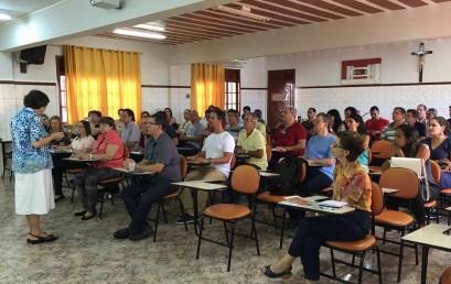 FSMA realiza primeiro encontro com professores e coordenadores