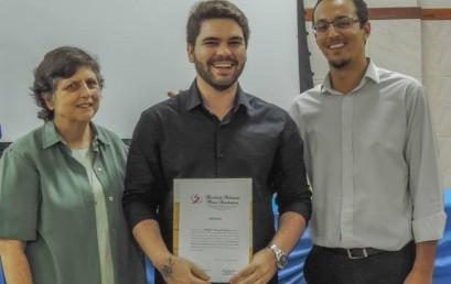 Ex-aluno da FSMA é aprovado em Mestrado na Alemanha