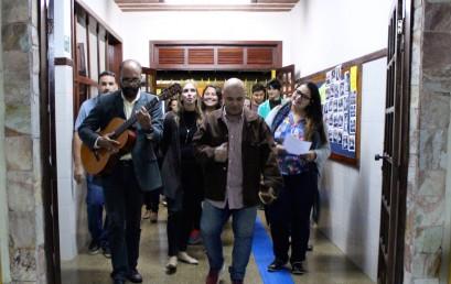 """Cantata do Amor"" na Salesiana"