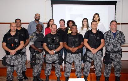 Psicologia da FSMA recebe integrantes do GAOP
