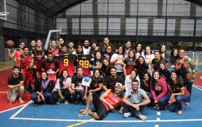 Atlética Espartanoz conquista 3º lugar no Jogos Interuniversitários