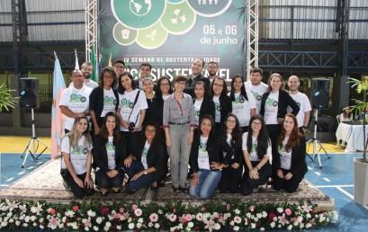 """IV Seminário de Gestão Sustentável da FSMA encerra com entrega do """"Prêmio de Mérito Acadêmico"""""""