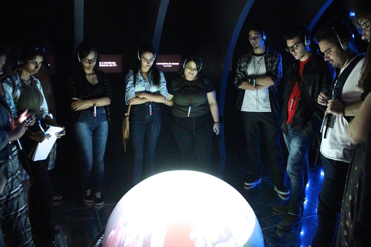 Estudantes da FSMA visitam Museu de Telecomunicação