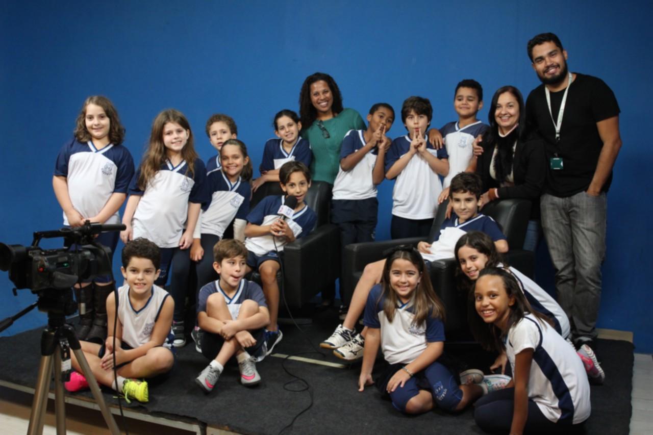 CEPEM recebe visita de alunos do Castelo