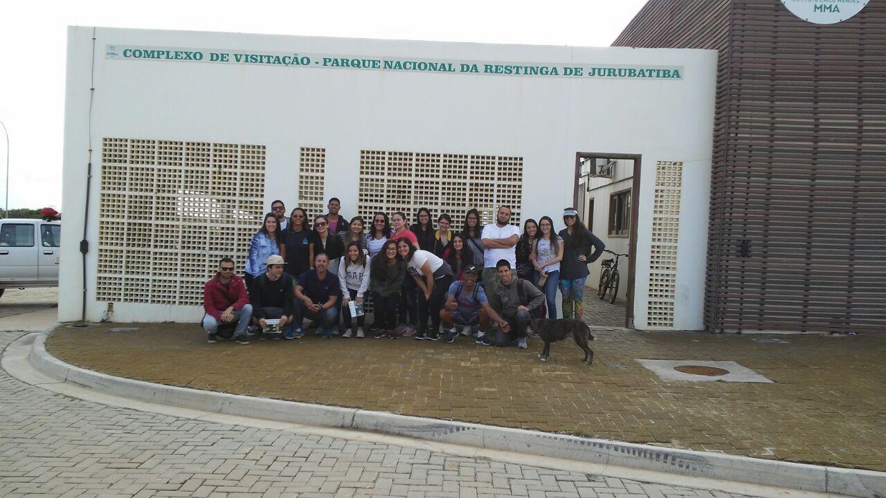 Universitários da FSMA participam de aulão em Jurubatiba