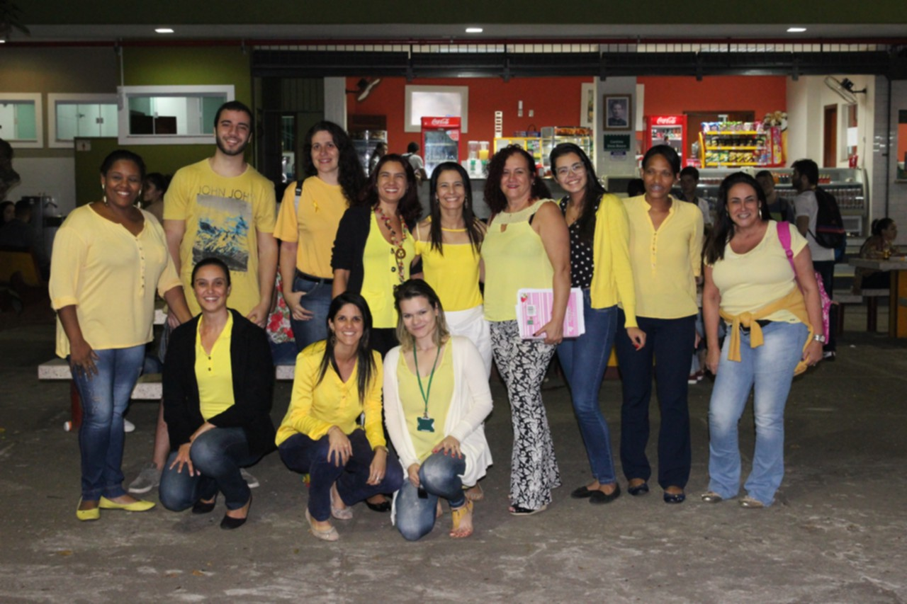 FSMA realiza ação de conscientização do Setembro Amarelo