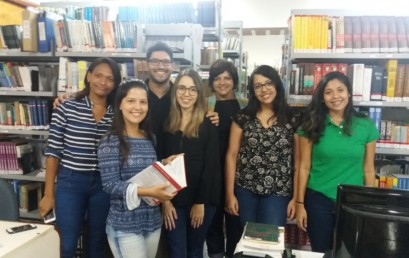 Universitários da Salesiana na Semana de Psicologia da UFF