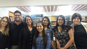 Alunos da FSMA na Semana de Psicologia da UFF Foto Divulgação (2)