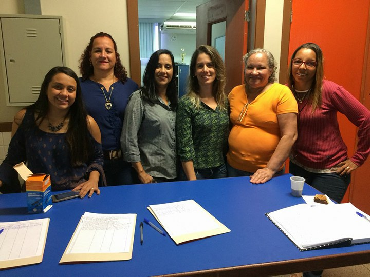 FSMA: Estudantes presentes no Fórum de Saúde Mental