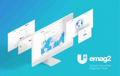 Implementação de uma base de dados para o modelo Emag2 de dados magnéticos da Terra