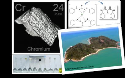 Extração por Ponto Nuvem: Uma proposta para a análise de água contaminada com Cromo (VI)