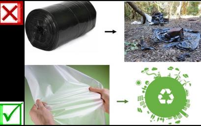 Elaboração de Plástico Líquido Diodegradável a base de amido modificado para substituição de lonas na Construção Civil