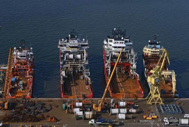 Mapeamento da Logística dos Equipamentos Offshore na Indústria de Óleo e Gás