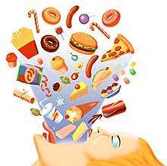 Compulsão Alimentar: O que a comida vem tentar preencher