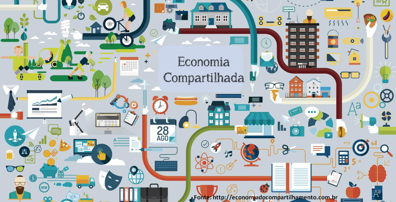Economia Compartilhada: Uma alternativa estratégica para as Instituições Financeiras