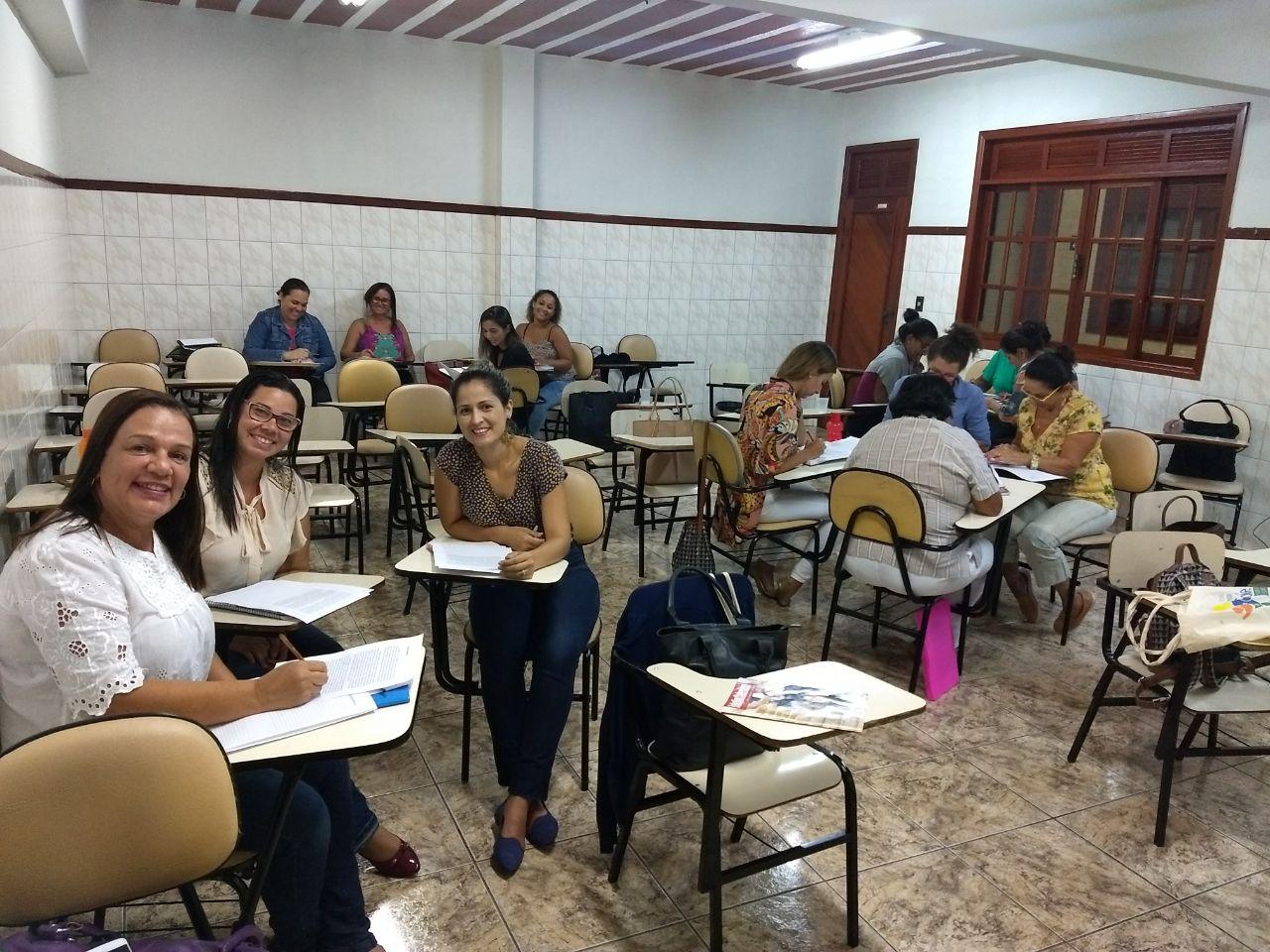 Iniciam aulas da Pós-graduação em TCC na Salesiana