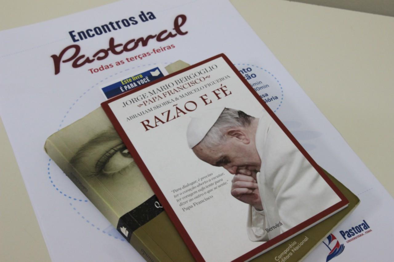"""Pastoral Universitária lança movimento """"Este livro é para você"""""""