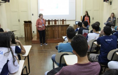 Orientação Vocacional com parceria entre FSMA e INSG/Castelo