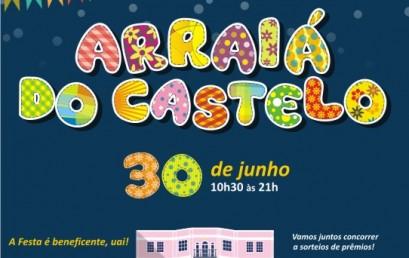 Arraiá do Castelo 2018 – A Festa da Solidariedade