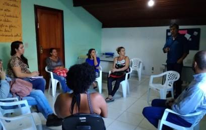 Curso de Psicologia da FSMA realiza projeto com pais do Nova Vida
