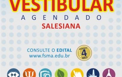 Vestibular Agendado na Salesiana