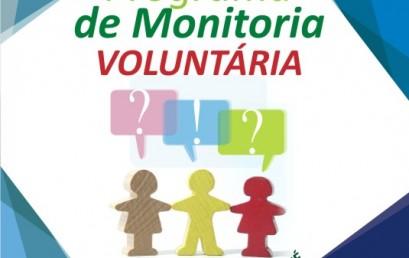 Programa de Monitoria Voluntária com inscrições abertas na Salesiana