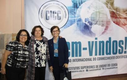 Equipe Pedagógica da FSMA participa do VI Congresso Internacional do ISECENSA