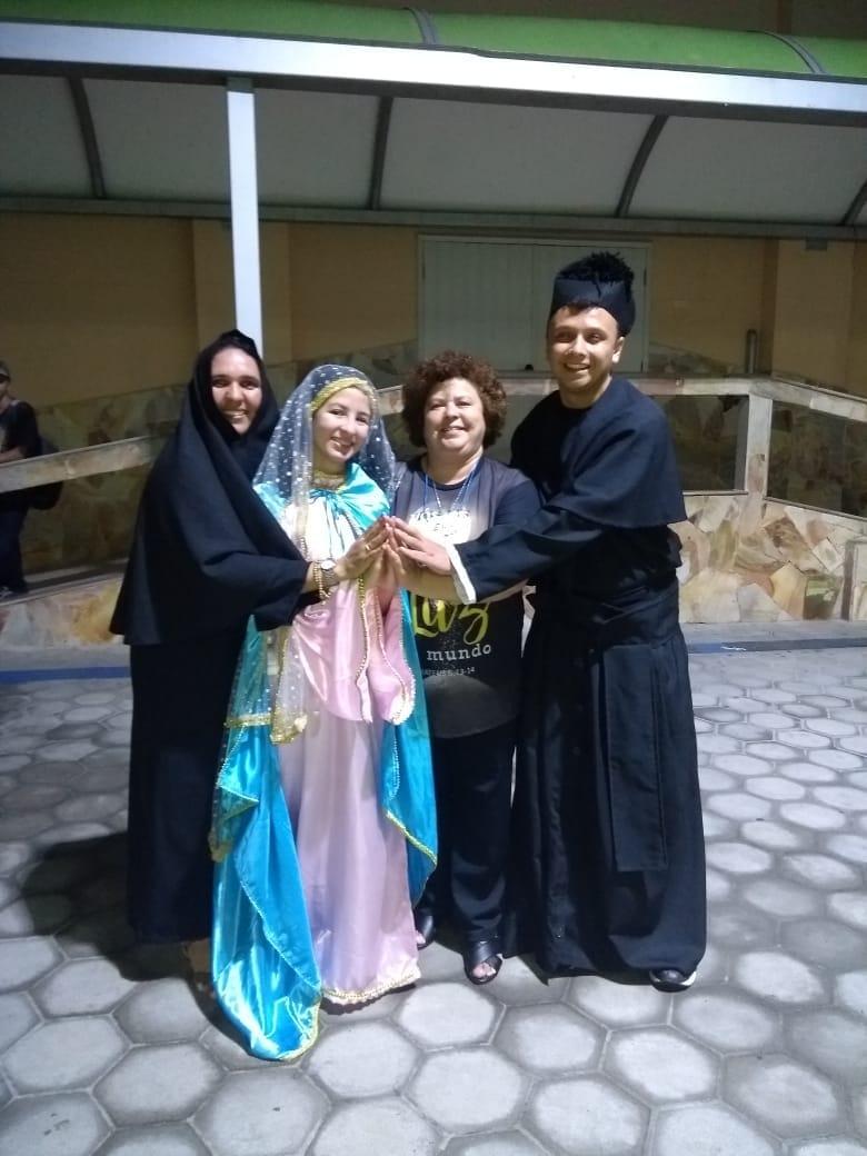 Jovens participam da Jornada da Espiritualidade Salesiana