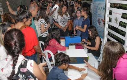 Jovens Cientistas Salesianos apresentam trabalhos no X Fórum Científico da FSMA