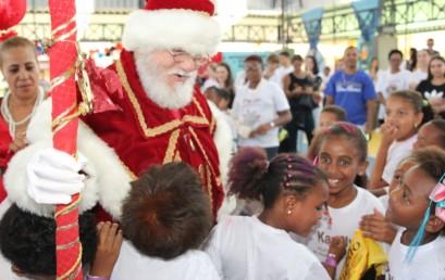 Mais de 400 crianças devem ser atendidas pela Campanha Natal Solidário