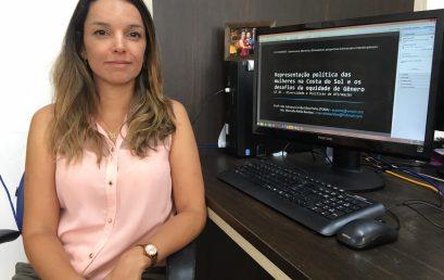 Docente da FSMA apresenta pesquisa sobre equidade de gênero no Coninter 2018