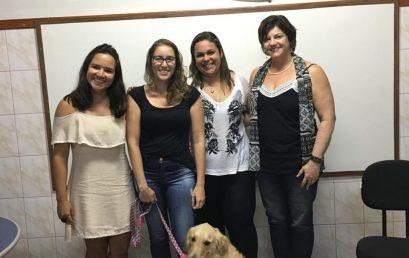 Trabalho Científico revela bons resultados através da terapia com animais