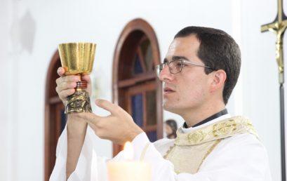 Pastoral Universitária: Missa em honra a São José