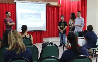 Grupo de Pesquisa de Administração da Salesiana discute gestão de inovação
