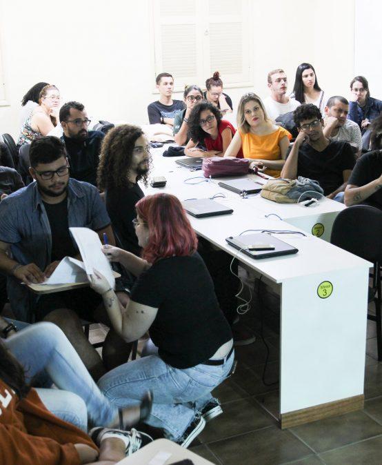 Universitários lotam oficinas do VI Seminário de Gestão Sustentável da FSMA
