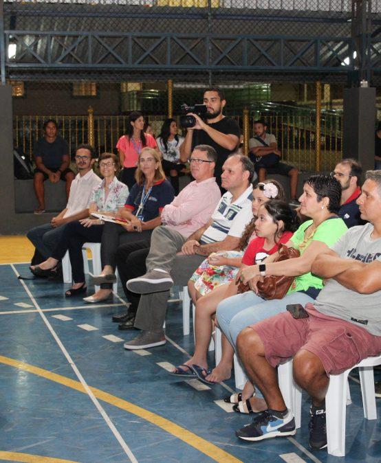 Faculdade Salesiana e Colégio Castelo recebem a visita da Inspetora Ir. Ana Teresa
