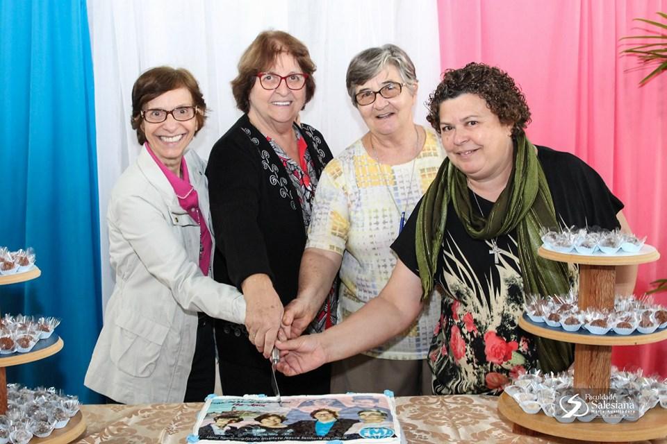 Instituto das Filhas de Maria Auxiliadora completa 147 anos