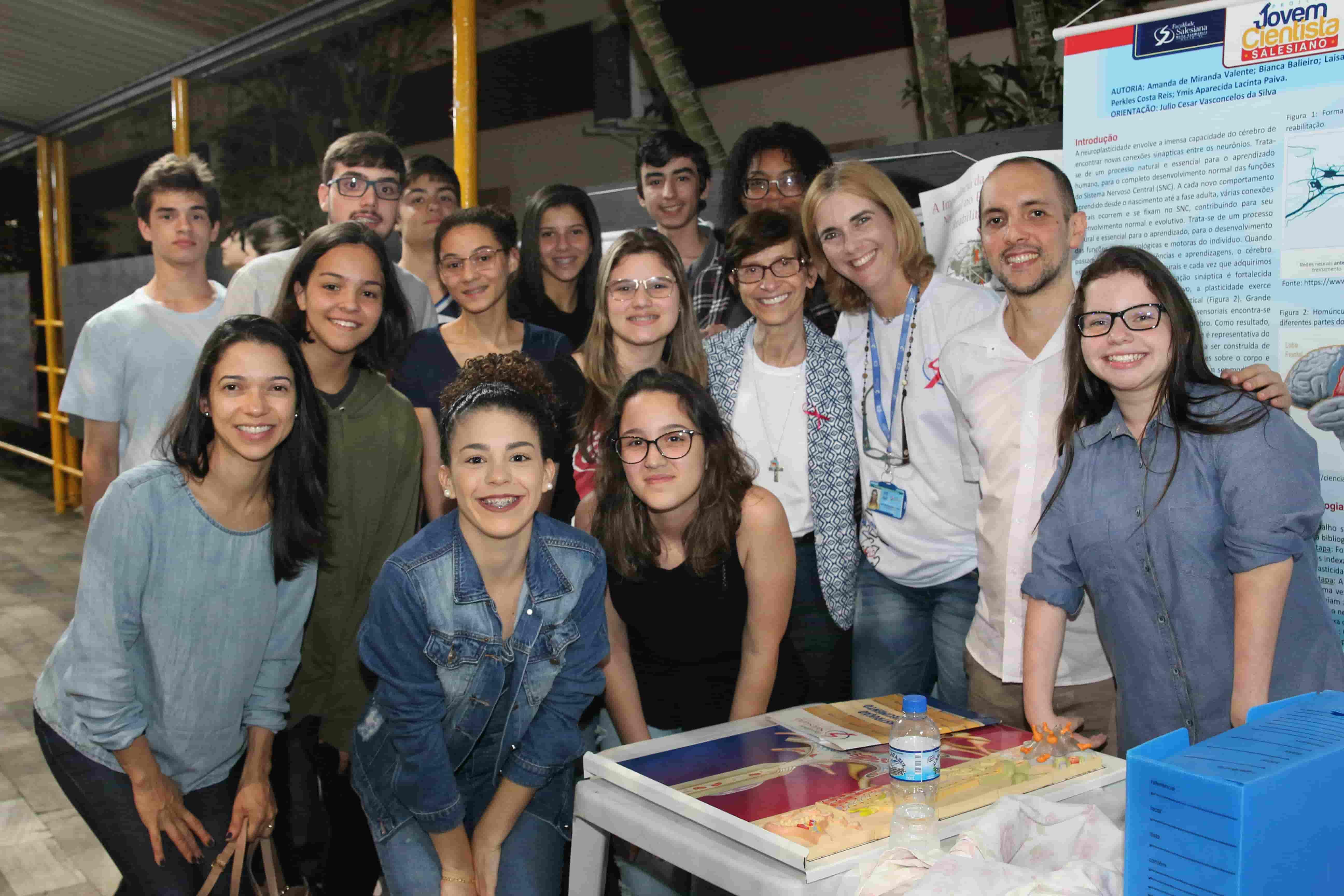 Jovens cientistas publicam artigo na OALib Journal