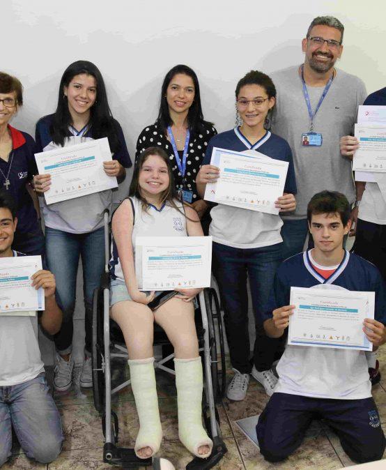Castelo e Salesiana selecionam estudantes para nova turma do Jovem Cientista Salesiano