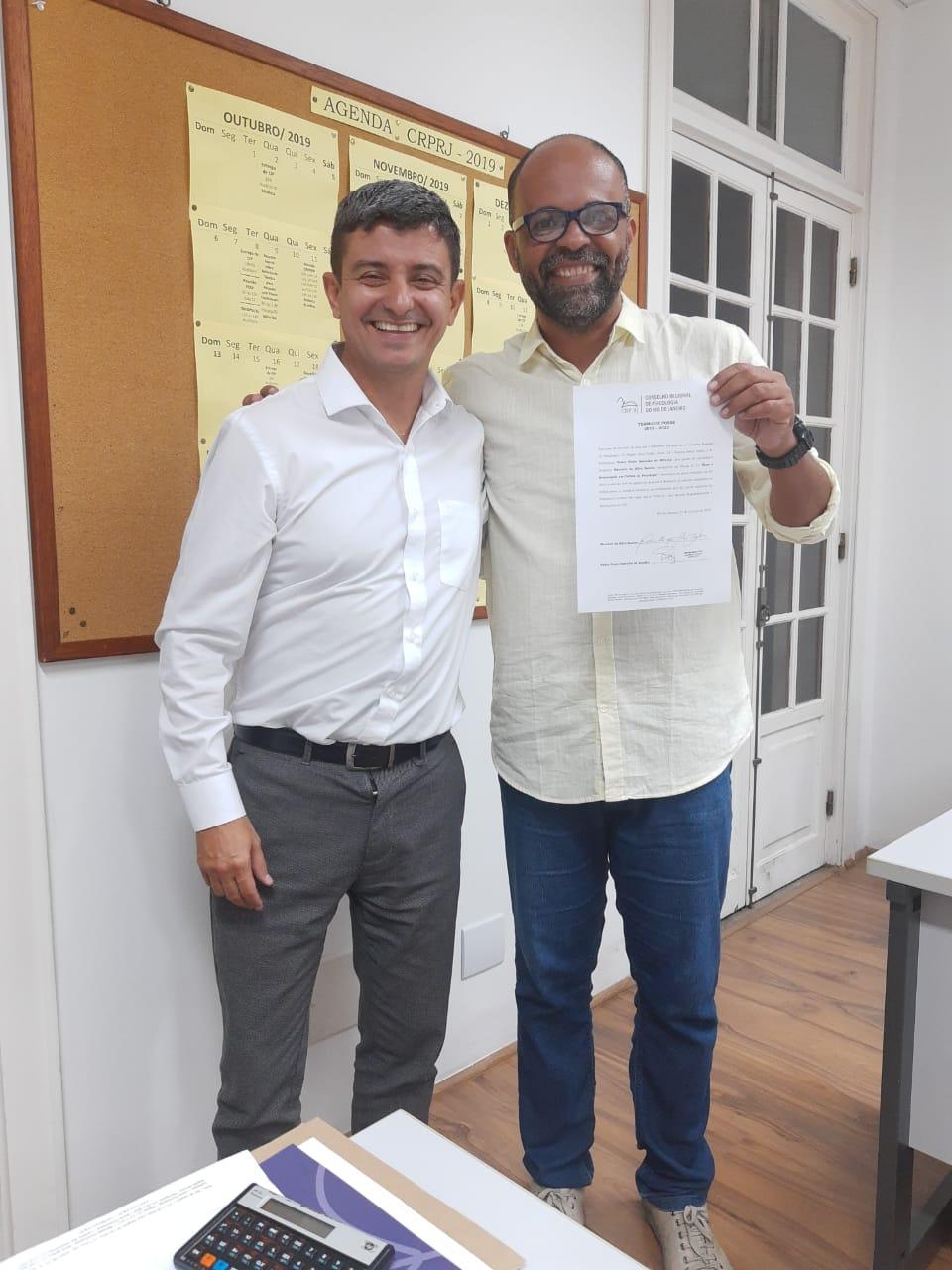 Coordenador de Psicologia da Salesiana é membro do Conselho Regional de Psicologia
