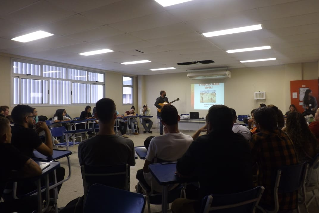 Menção Honrosa é concedida para docentes da Salesiana