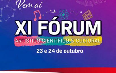 Inscrições abertas para o XI Fórum Científico da Salesiana
