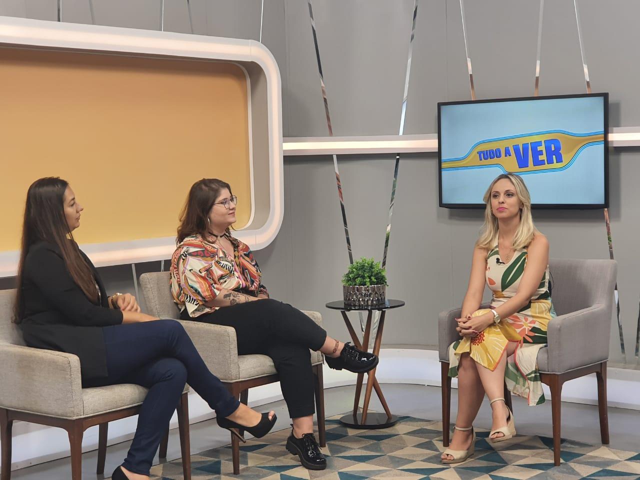TCC de aluna da Faculdade Católica Salesiana é tema de programa de TV