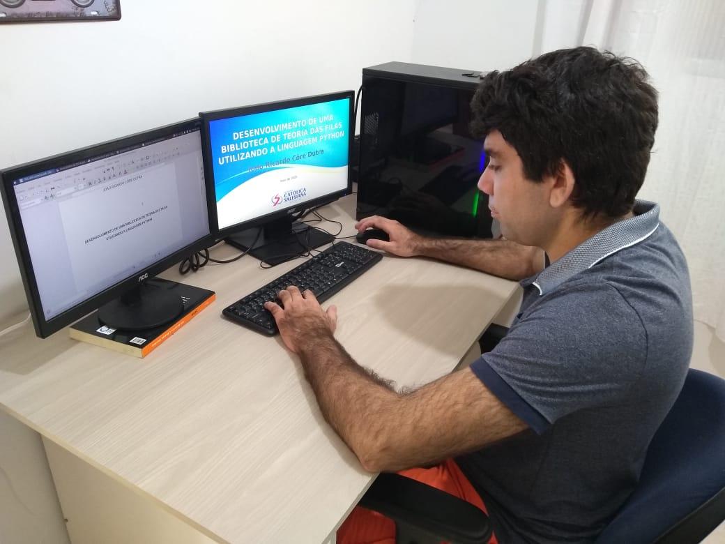 TCC de Engenharia da Computação desenvolve ferramenta para gestão de filas